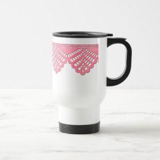 Crochet Lace Coffee Mugs