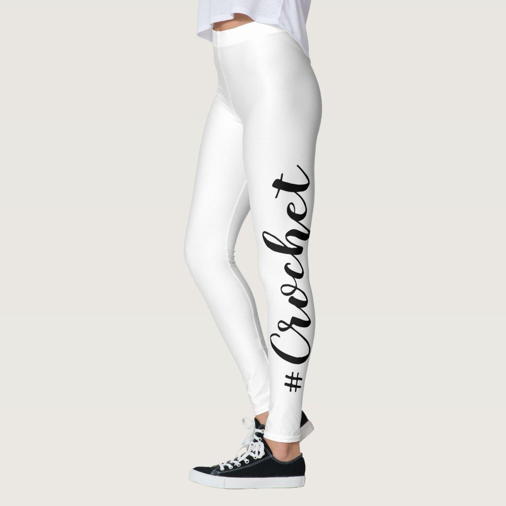 #Crochet Leggings