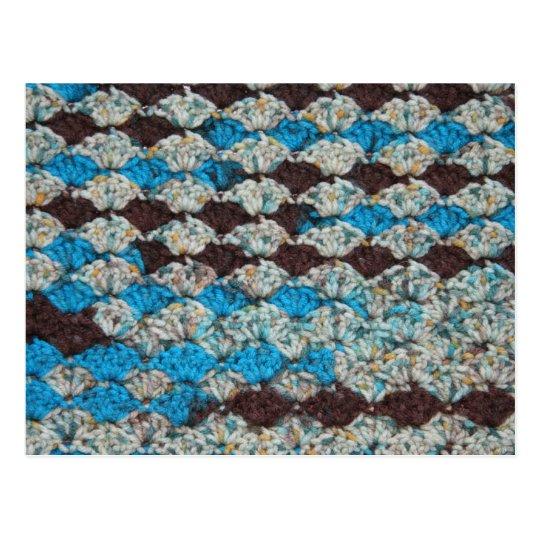 Crochet Mix 3 Postcard