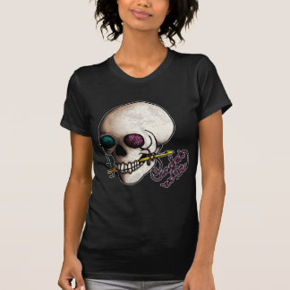 Crochet o muera, camisetas oscuro playeras