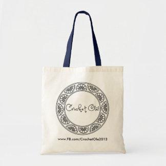 Crochet Olé Tote Bag