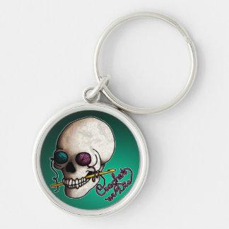 Crochet or Die, keychain