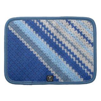 Crochet Pattern - Blue Stripes