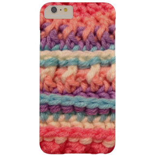 Crochet Playful Barely There iPhone 6 Plus Case