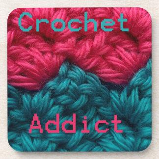 CrochetAddict part1 C2C design Coaster