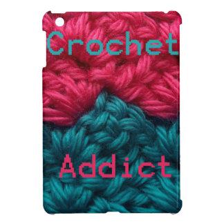 CrochetAddict part1 C2C design iPad Mini Cover