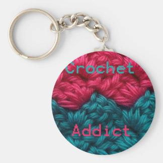 CrochetAddict part1 C2C design Keychains