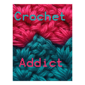 CrochetAddict part1 C2C design Letterhead
