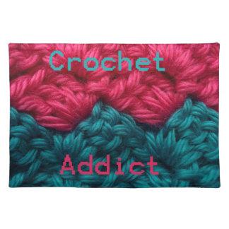 CrochetAddict part1 C2C design Place Mats