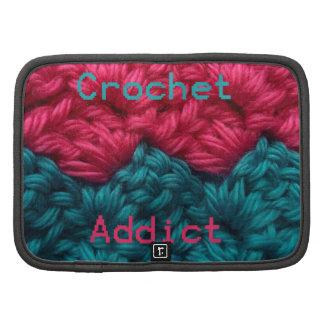 CrochetAddict part1 C2C design Folio Planners