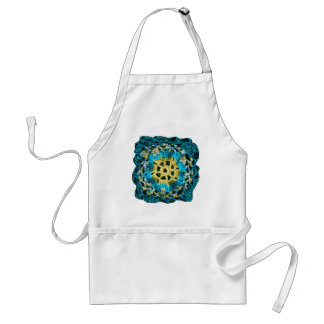 Crocheted Adult Apron