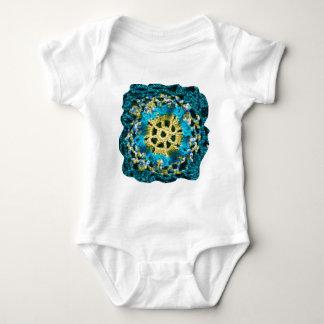 Crocheted Baby Bodysuit