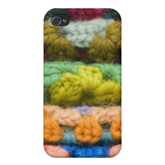 Crocheted iphone 4 case. iPhone 4/4S cover