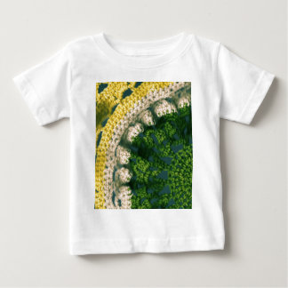 Crocheted Photo-Op Baby T-Shirt