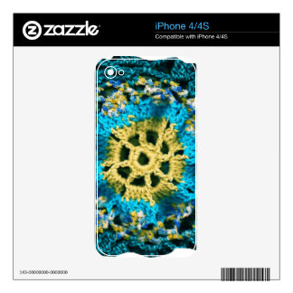 Crocheted Skins For iPhone 4