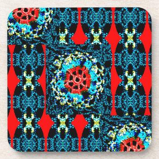 Crocheted Style Beverage Coaster