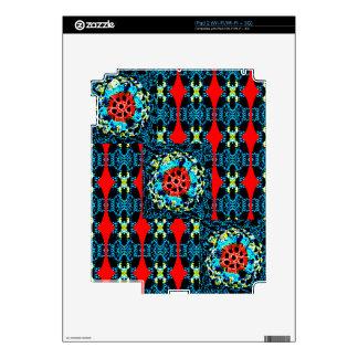 Crocheted Style iPad 2 Skins