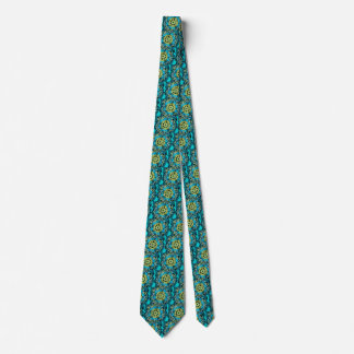Crocheted Style Neck Tie