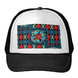 Crocheted Style Trucker Hat