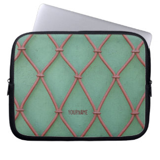 Crocheted Wires Laptop Sleeve