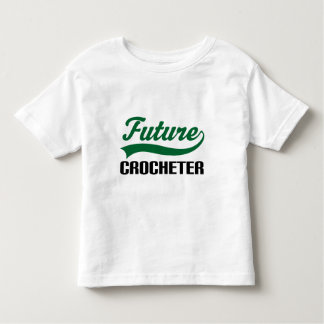 Crocheter (Future) Toddler T-shirt