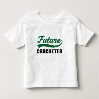 Crocheter (Future) Toddler T-shirt