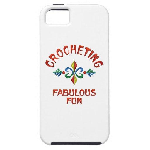 Crocheting Fabulous Fun iPhone 5 Cases