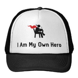 Crocheting Hero Trucker Hat