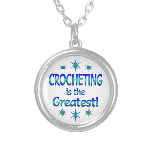 Crocheting is the Greatest Necklaces