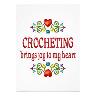 Crocheting Joy Announcements