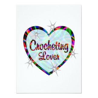 Crocheting Lover Card
