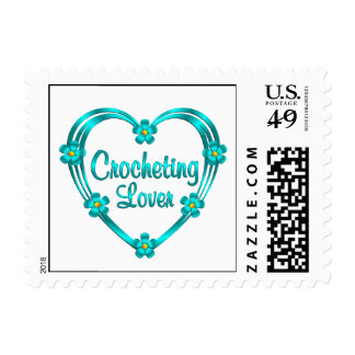 Crocheting Lover Postage