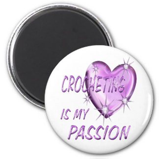 CROCHETING PASSION MAGNET