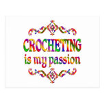 Crocheting Passion Postcards
