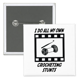 Crocheting Stunts Pins