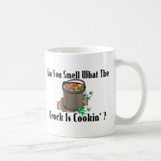 Crock Is Cookin Coffee Mug