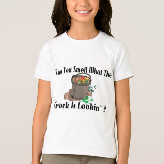 Crock Is Cookin T-Shirt