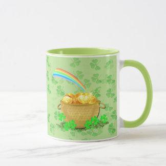 Crock 'O Gold Mug
