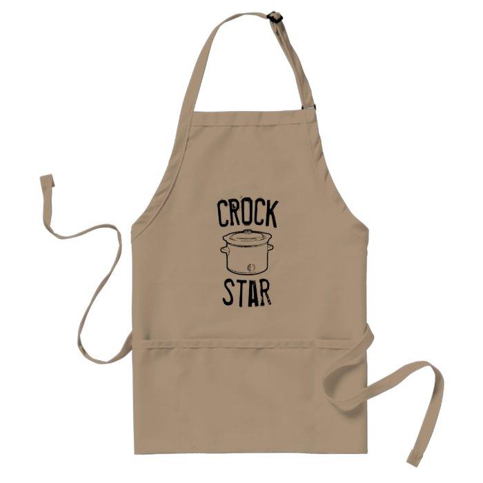 Crock STAR Adult Apron