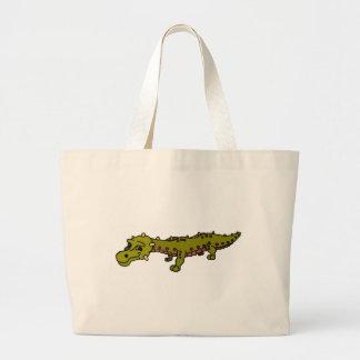 Crocka Large Tote Bag
