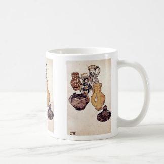Crockery By Schiele Egon Coffee Mugs