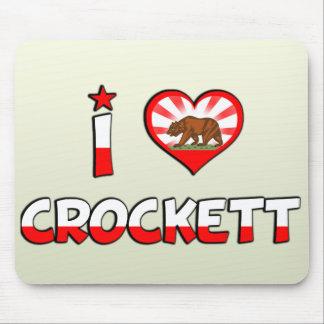 Crockett, CA Mouse Pad