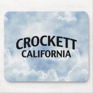 Crockett California Mouse Pad