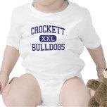 Crockett - dogos - joven - Crockett Tejas Traje De Bebé