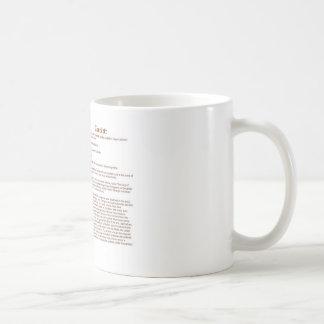 crockett (meaning) coffee mug