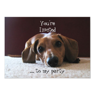 crockettsperfectpic, You'reInvited, ... to my p... Card