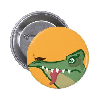 CrockFrog Pinback Button