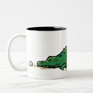 croco mug