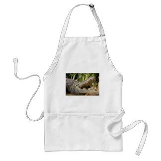crocodile adult apron