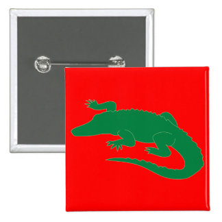 Crocodile Alligator Gator Reptile Pins